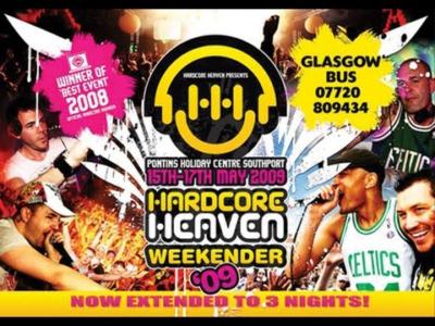 Brisk & Ham live at Hardcore Weekender #5, 2009