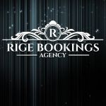 Rige Bookings announce new website!