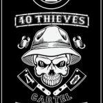 Brisk Vs Forty Thieves Apparel