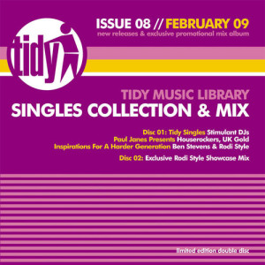 Tidy Music Library Issue 8